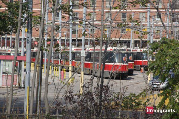 Toronto-transit