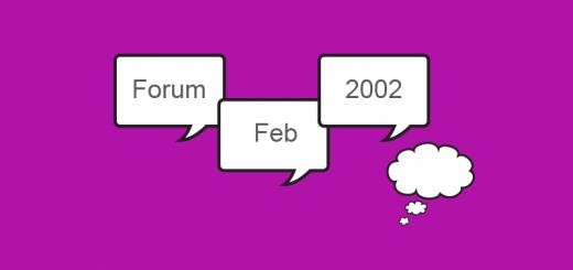 Forum-Feb02