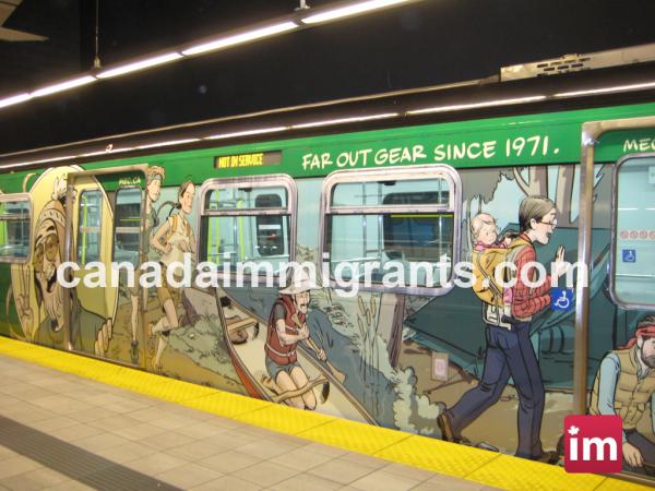 Vancouver public transit