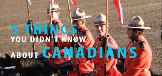 Things you didn't know about Canadians