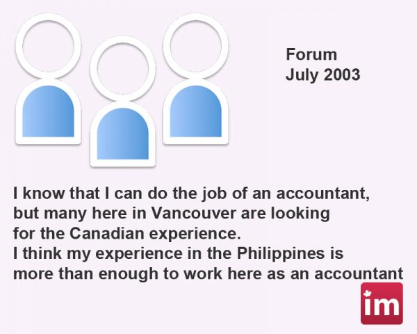 Forum July 2003