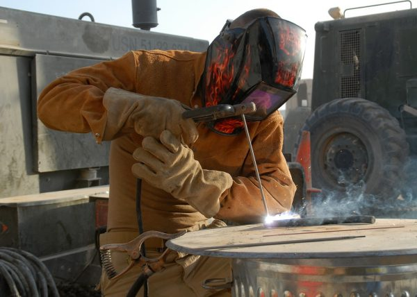 Welder salary in Canada