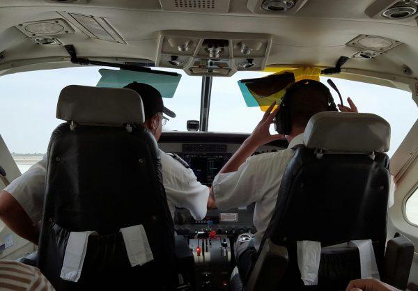 Pilot Salary in Canada