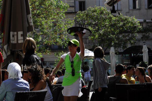 Waitress Salary in Canada