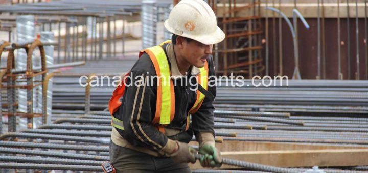 Construction Labourer Salary in Canada