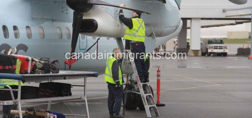 Aircraft Mechanic Salary in Canada
