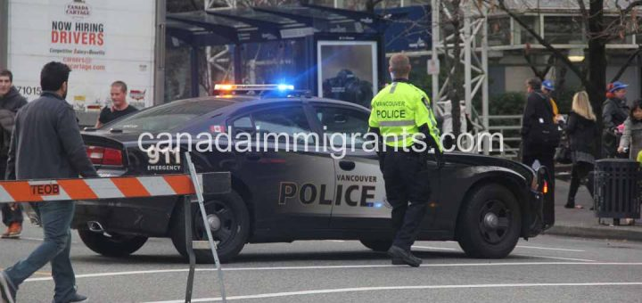 Police Officer Salary in Canada