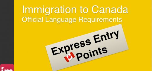Express Entry Language