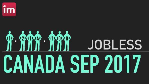 Employment Canada September 2017