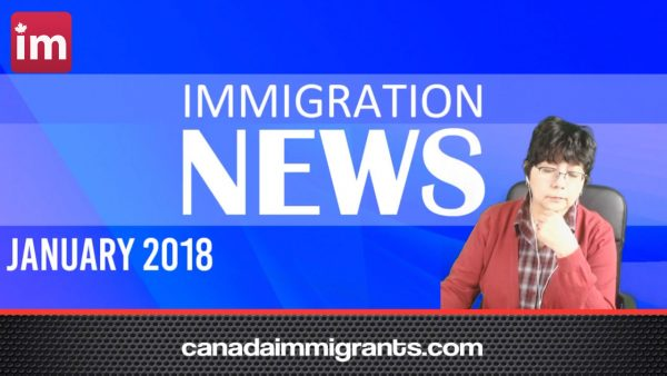 Canada Immigration News Jan 2017