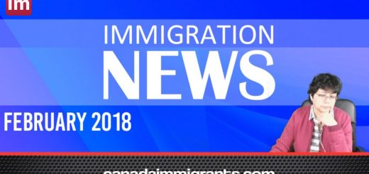 Immigration News Feb 2018